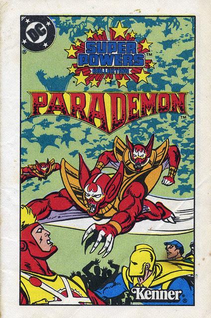 Super Powers - Parademon - 00