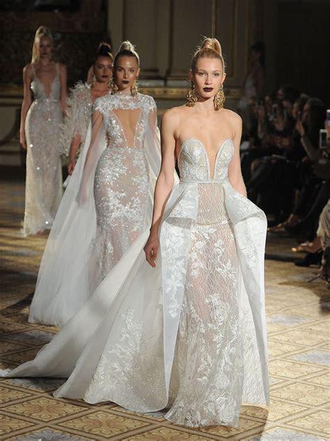 Berta Spring/Summer 2018 Collection: Bridal Fashion Week