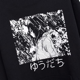 japanese manga anime hoodie