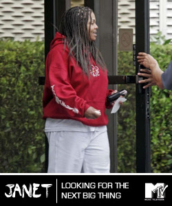 Janet to star in her MTV reality show for the next big thing...