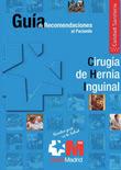Recomendaciones Pacientes. Cirugía de Hernia inguinal