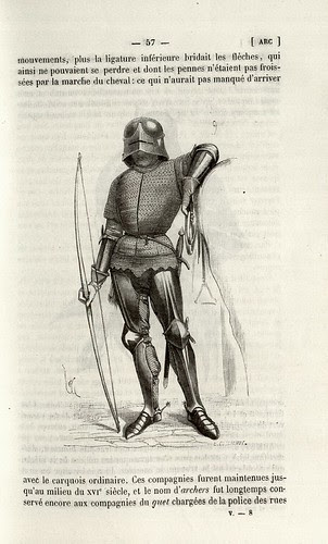 Knight with bow