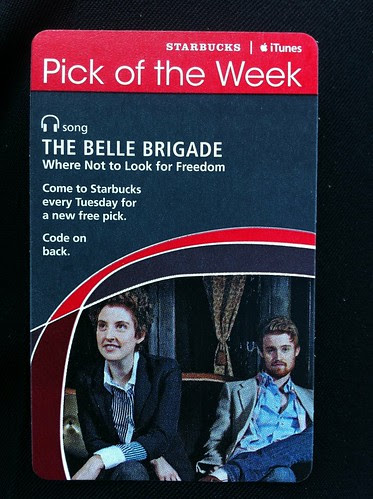 Starbucks iTunes Pick of the Week - The Belle Brigade - Where Not to Look for Freedom