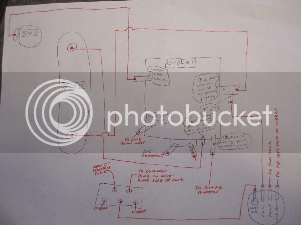 32 Jeep 258 Vacuum Diagram