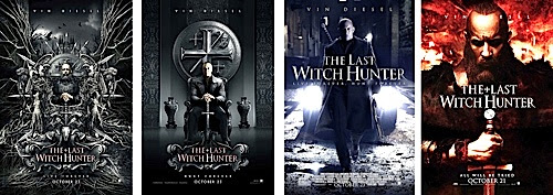 The Last Witch Hunter: Throw them all, see what sticks…