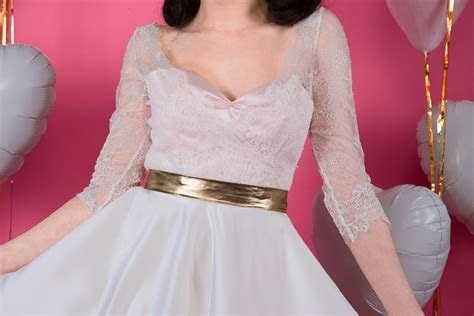 Oh My! The New 1950's Inspired Collection of Wedding