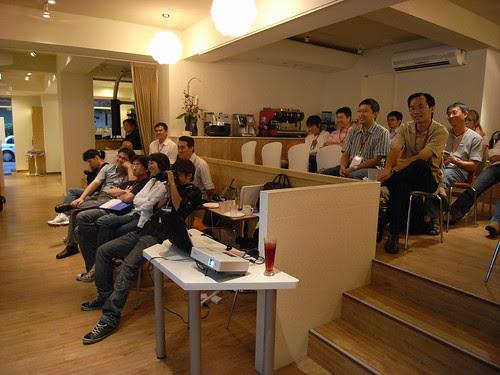 網商論壇週年慶聚會
