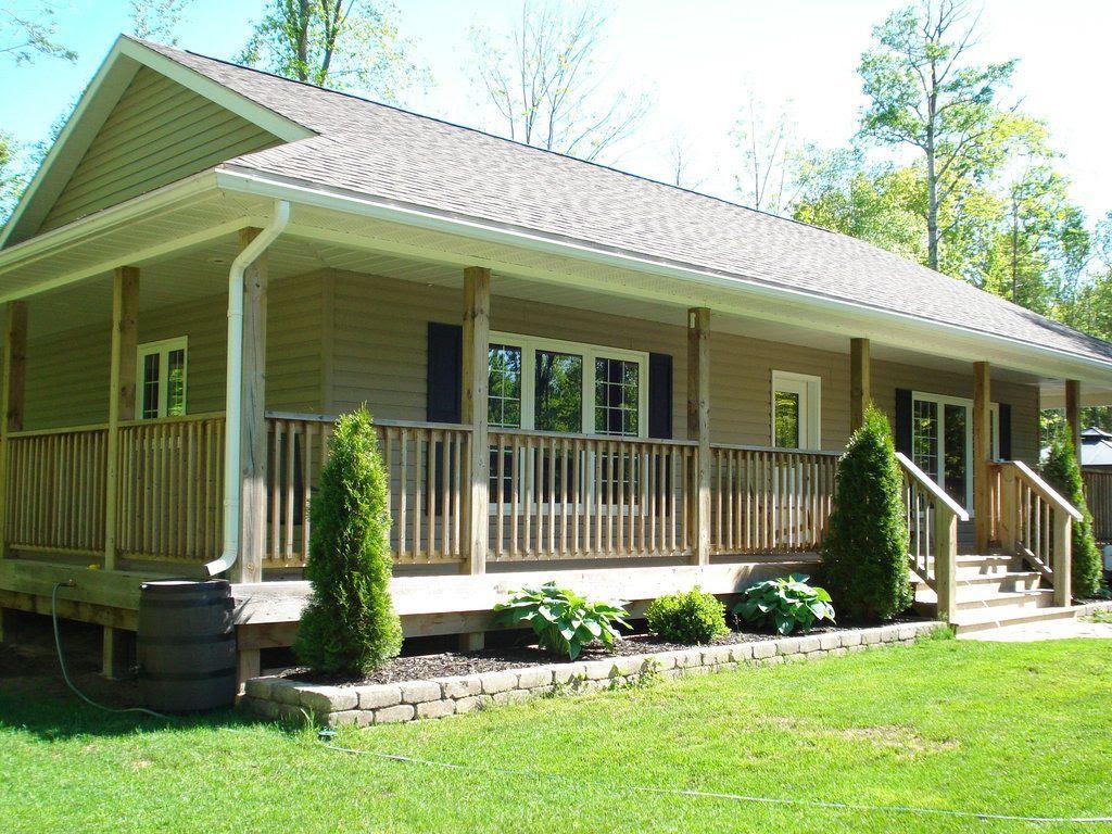 13 Simple  Large Porches Ideas Photo Home  Building Plans