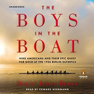 The Boys in the Boat Audiobook