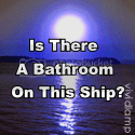 Is There A Bathroom On This Ship?