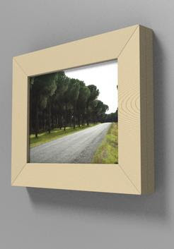 How To Make A Easy Diy Secret Picture Frame That Folds Closed As A