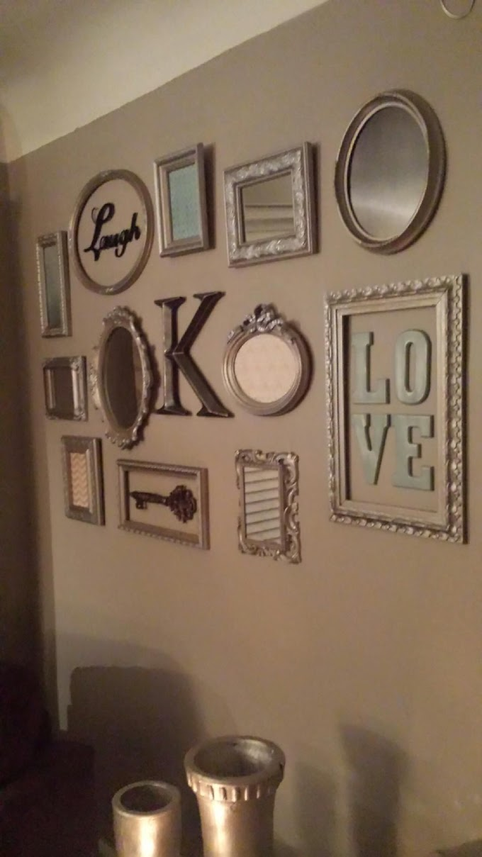 Get Inspired For Bedroom Photo Frame Collage Wall Photos
