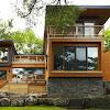 Kumpulan Gambar Rumah Panggung Beton Modern Minimalis