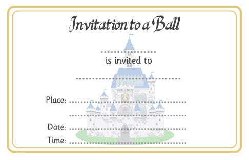 invitation letter ks1