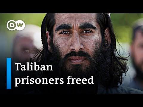 O processo de paz no Afeganistão será revivido com a libertação em massa de prisioneiros do Talibã? 1