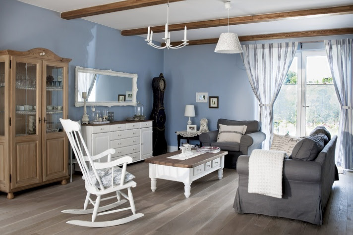 Stylish Country Home Decor With Modern Design Charisma Home Decor