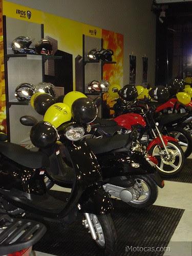 Concessionária Clark Motos - scooter Vintage