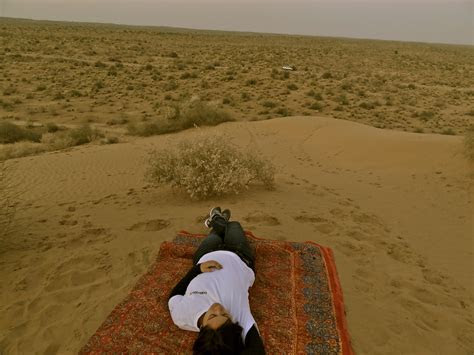In Photos: Bhap Village, Rajasthan.   The Shooting Star