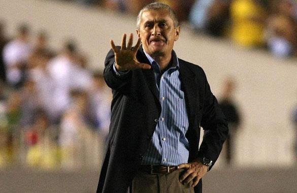 Eduardo Lara, técnico de la selección Colombia Sub 20.