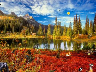 Autumn Fantasy Autumn Fantasy E Un Gioiello Di Uno Screensaver E