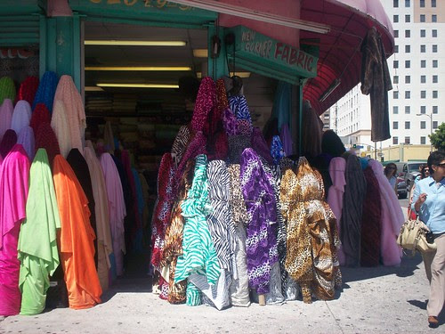 Fabric District LA