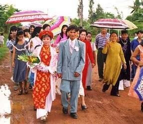 Vietnamese Wedding Style: Vietnamese Traditional Wedding