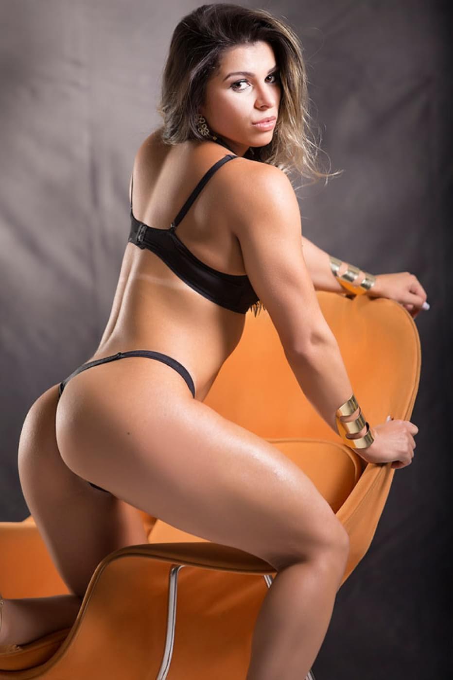 10. Miss Bumbum Minas Gerais – Vivian Cristinelli, 23 anos
