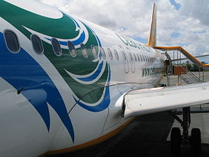 Cebu Pacific Airbus A319