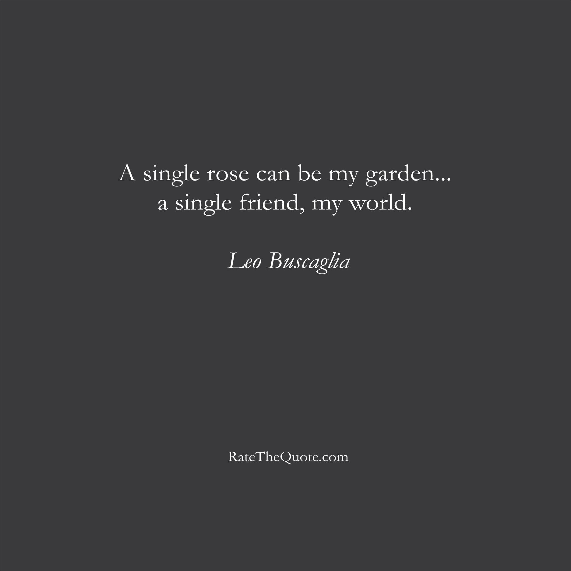 Friendship Quotes Ratethequote