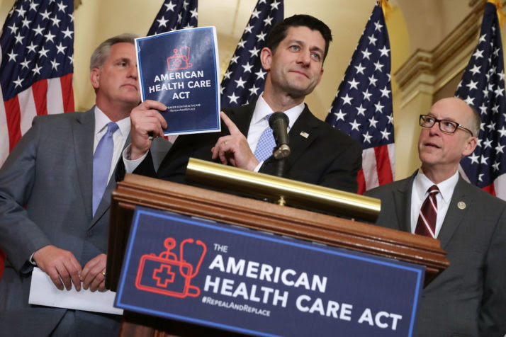 Image result for trumpcare