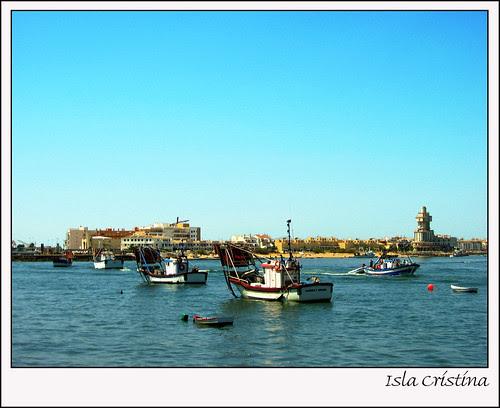 SSW. tierras de Huelva. Isla Cristina