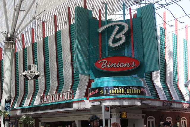 Binions, Fremont St.