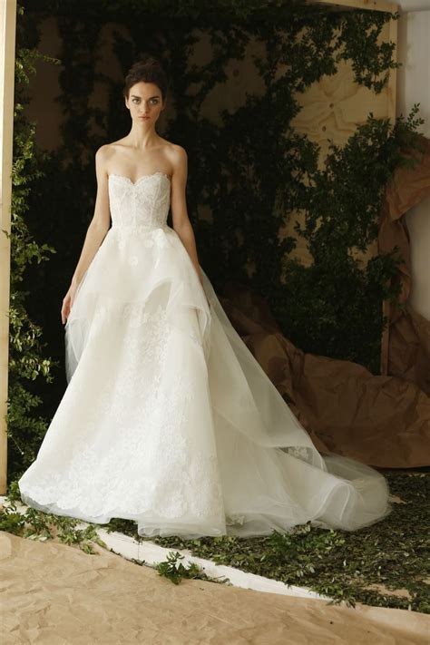 Carolina Herrera Bridal Spring 2017   Bridal   Wedding