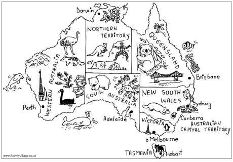 Jacinto se enreda: Próximo destino: Australia