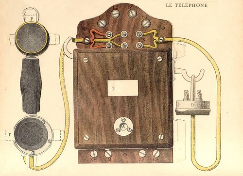 telephone 1
