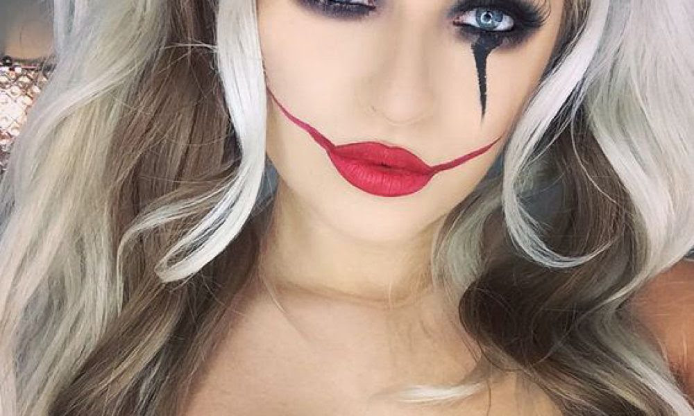 15 Impressive But Easy Halloween Makeup Tutorials Even ...