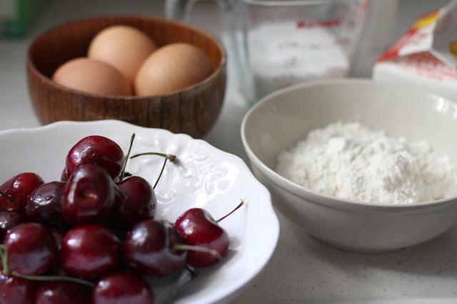 Easy Cherry Clafoutis Recipe