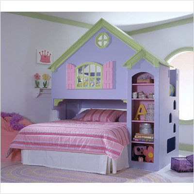 Design Ideas For Loft Beds