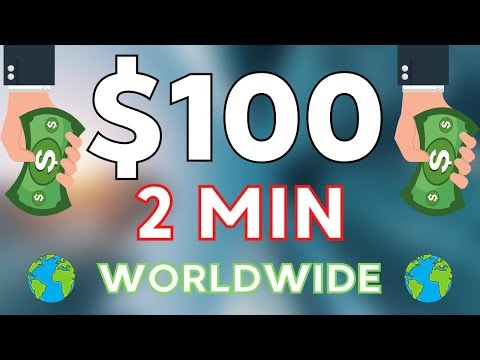 how to make money online Now! $100 Every 2 Minutes