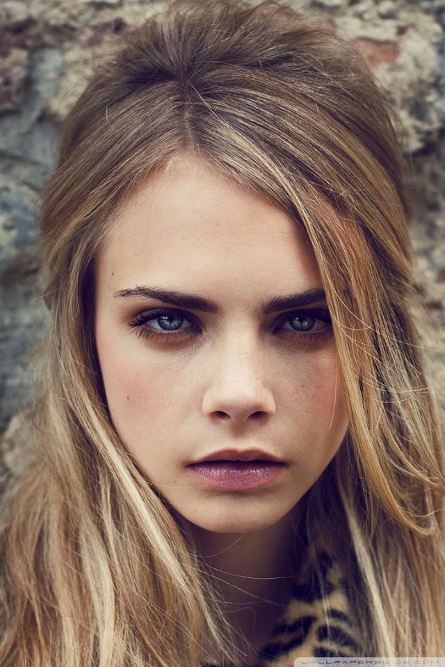 View Iphone Cara Delevingne Wallpaper Hd Pictures