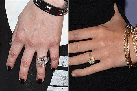 Avril Lavigne vs. Miley Cyrus: Whose Engagement Ring Do