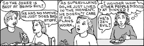 Home Spun comic strip #666