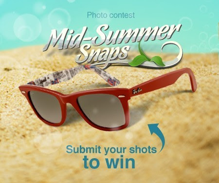 Mid-Summer Snaps Photo Contest with Color Splash Studio: Today is