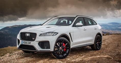 jaguar  pace svr  drive review  magnificent