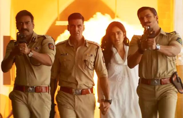 अक्षय कुमार की 'सूर्यवंशी' की रिलीज थियेटर में या ओटीटी पर? जून में लिया जाएगा फैसला