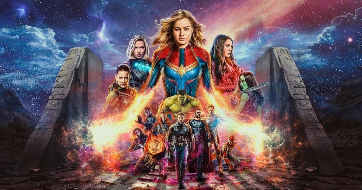 Avengers Endgame Rilis Indo - Modif H