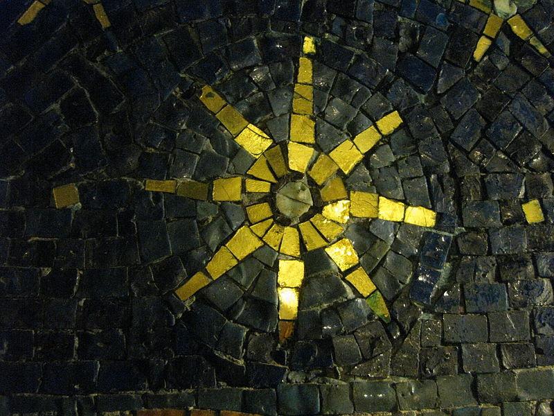Monte Cassino Crypt Mosaics 03.JPG