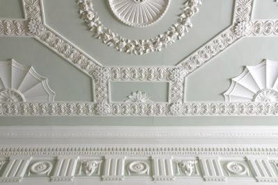Plaster Roof