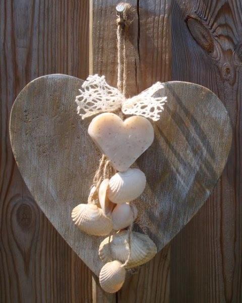 Shells & Hearts