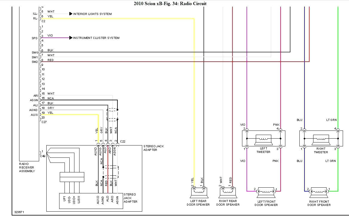 95 Camry Wiring Diagram
